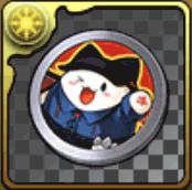 ハッピーたまドラメダル【銀】