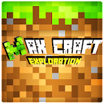 Max Craft Exploration 3D 2018: crafting & building Icon