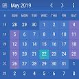 Calendar Widget: Month + Agenda apk