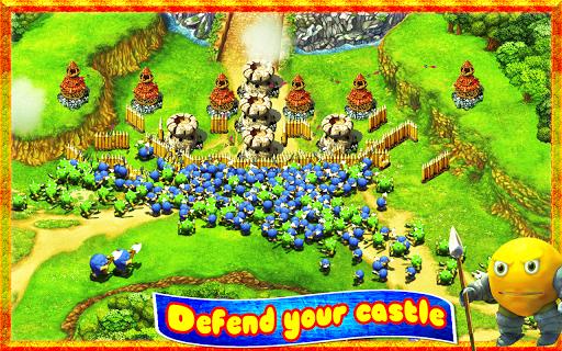 Bun Wars - Free Strategy Game Screenshot