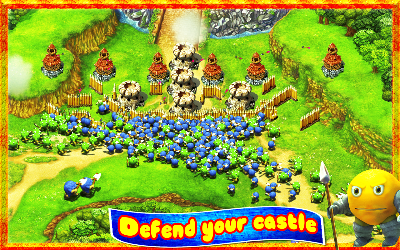 Wars Game-Defense Strategy for Android Free Download - 9Apps