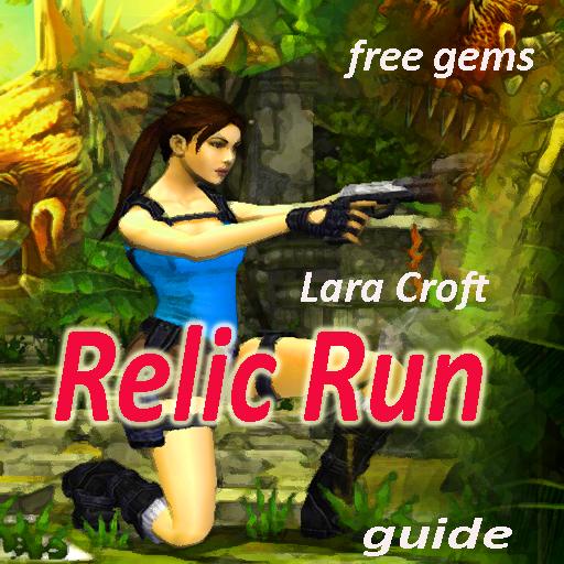 New Relic Run Lara Croft cheats