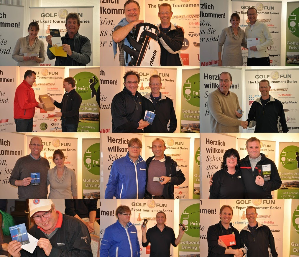 Photo: Some of our many winners from Round 2 this year - Congratulations to everyone!