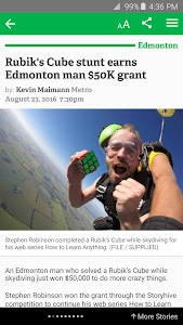Metro News Canada screenshot 4