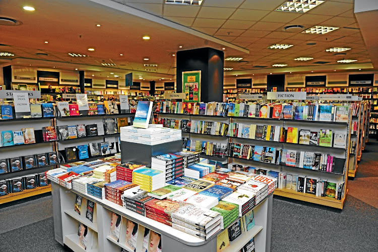 Exclusive Books.  File Picture: FINANCIAL MAIL/RUSSEL ROBERTS
