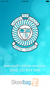 Cardiff High School- screenshot thumbnail