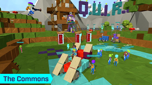 QUIRK- Build Your Own Games & Fantasy World 0.06.5062NA APK MOD screenshots 2