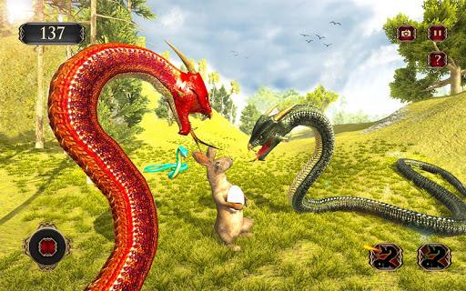 Télécharger Snake Simulator Anaconda Attack Game 3D APK MOD (Astuce) screenshots 2