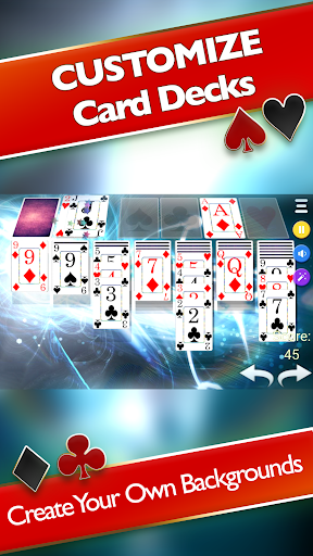 Solitaire 3D - Solitaire Game screenshots 2