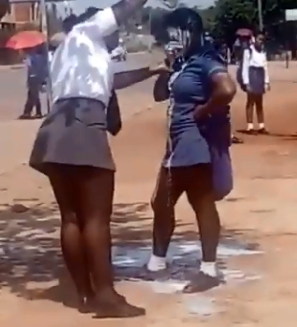The Modiri Secondary School pupil who was filmed hitting another pupil will spend time behind bars.