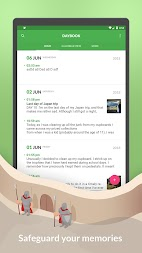 Daybook - Diary, Journal, Note APK screenshot thumbnail 17