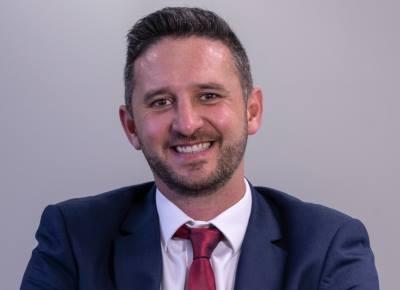 Daniel Jacobs, Senior Business Development Manager for VMWare, Axiz.