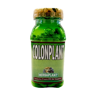 Colonplant Herbaplant 400 Mg X 60 Cápsulas