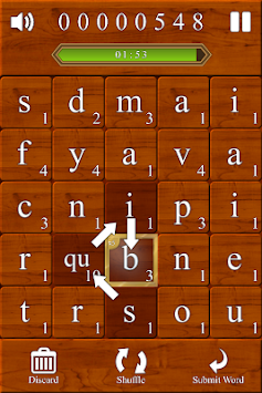 Dropwords 2 apk screenshot