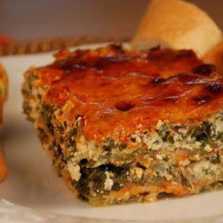 """Vegetarian Lasagna """"Silvianne"""""""