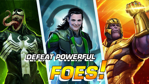 MARVEL Puzzle Quest: Join the Super Hero Battle! 207.535654 screenshots 18