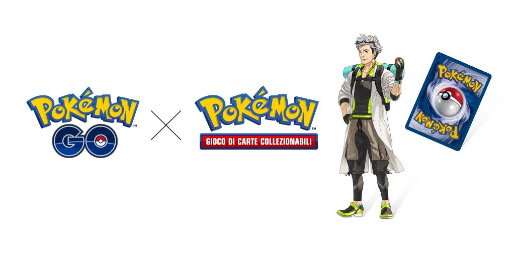 In arrivo una collaborazione tra Pokémon GO e il Gioco di Carte Collezionabili Pokémon!