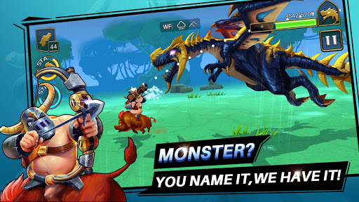 Monster Chasers - screenshot