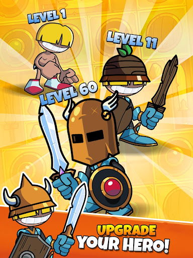 Overloot u2013 Loot, Merge & Manage your gear! android2mod screenshots 9