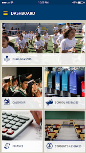 Zahrat Al-Sahraa International School screenshot