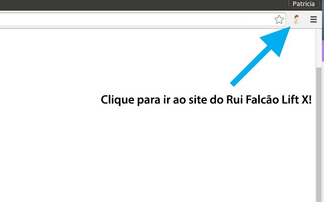Lift X Rui Falcão