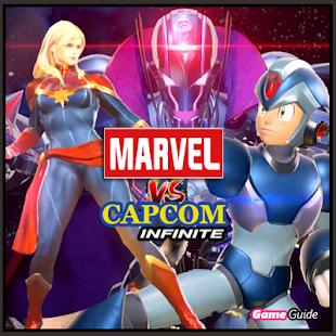 Guide Marvel Vs Capcom Infinite - náhled