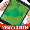 Xray Cloth scan Simulator icon