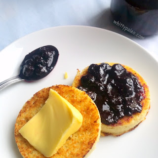 Quick & Easy English Muffins/Crumpets