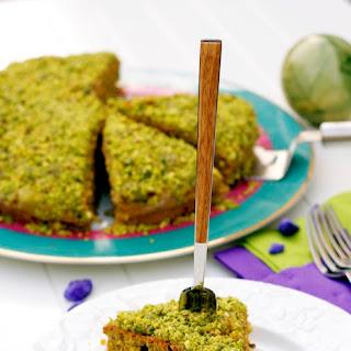 Bronte Pistachio Cake