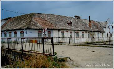 Photo: Str. Aurel Vlaicu - fosta cladire abatorului - 2009.08.09