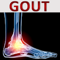 Arthritis Gout Uric Acid Diet icon