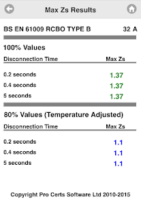 Max Zs Values- screenshot thumbnail