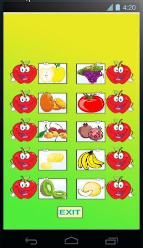文字游戏水果