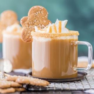 Slow Cooker Gingerbread Latte