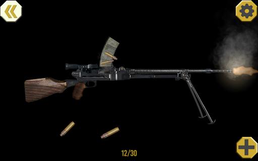 Machine Gun Simulator Ultimate Firearms Simulator apkpoly screenshots 4