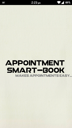 Appointment M-Book