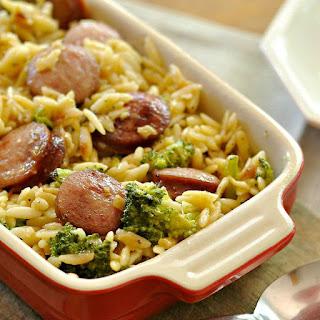 Smoked Sausage And Broccoli Recipes.