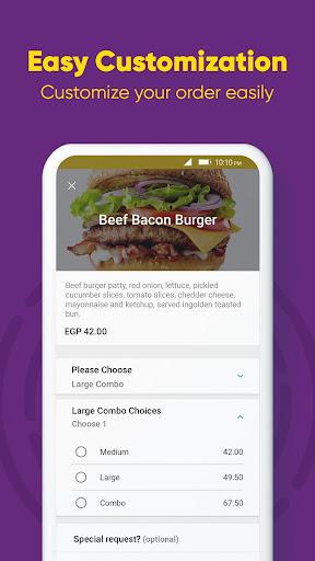 Otlob - Food Delivery 5.6.2 screenshots 5
