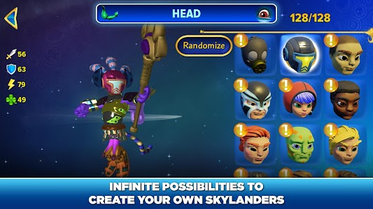 Skylanders™ Creator screenshot 2