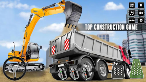 City Construction Simulator: Forklift Truck Game modavailable screenshots 1