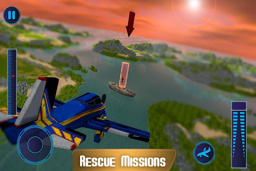 Airplane flight Simulator: Airplane Games 2020 apkpoly screenshots 5