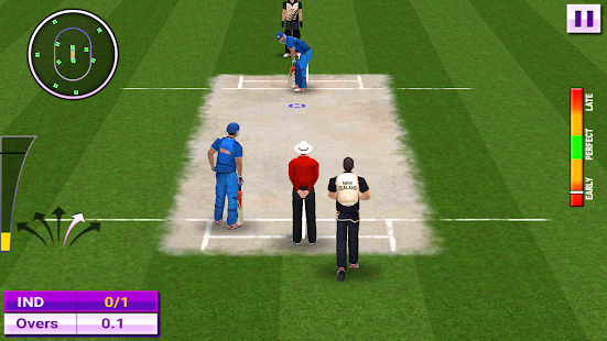 T20 Cricket Games 2017 3D Screenshot