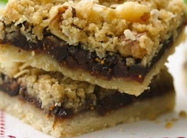 Fig Bars Recipe