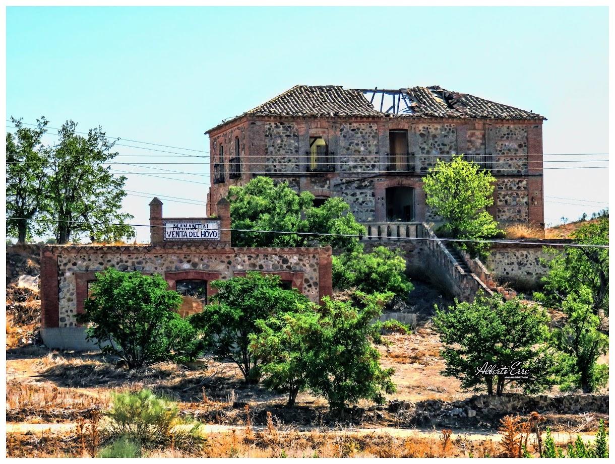 Manantial Venta del Hoyo Toledo