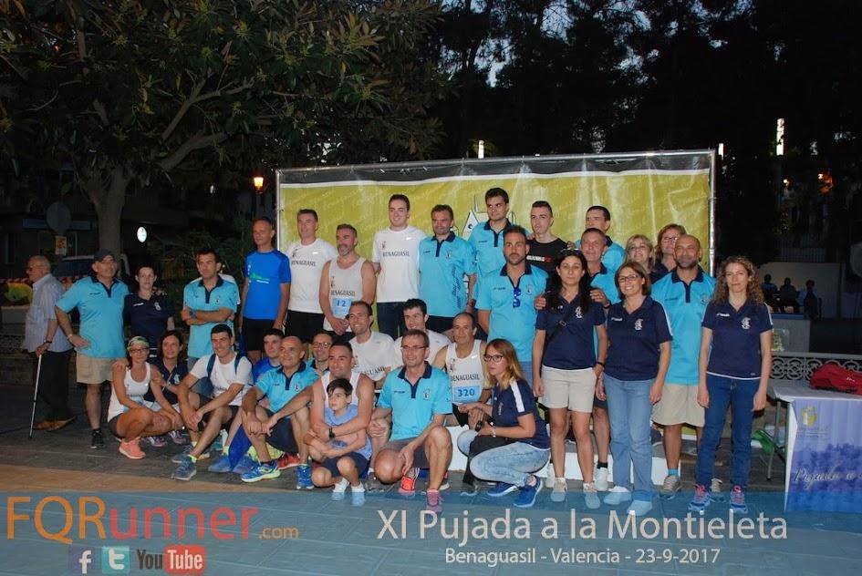 Fotos XI Pujada a la Montieleta 2017 Benaguasil