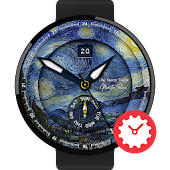 The starry night watchface by OGQ