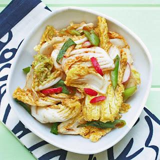 Asian Kimchi Salad