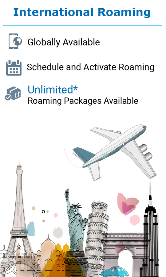 Low Cost Roaming & Cheap Calls- screenshot