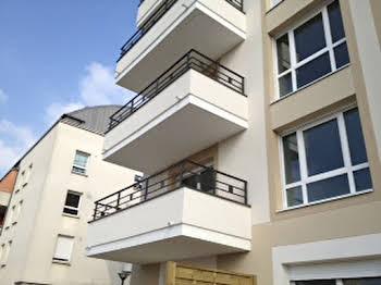 Appartement 2 pièces 41,66 m2