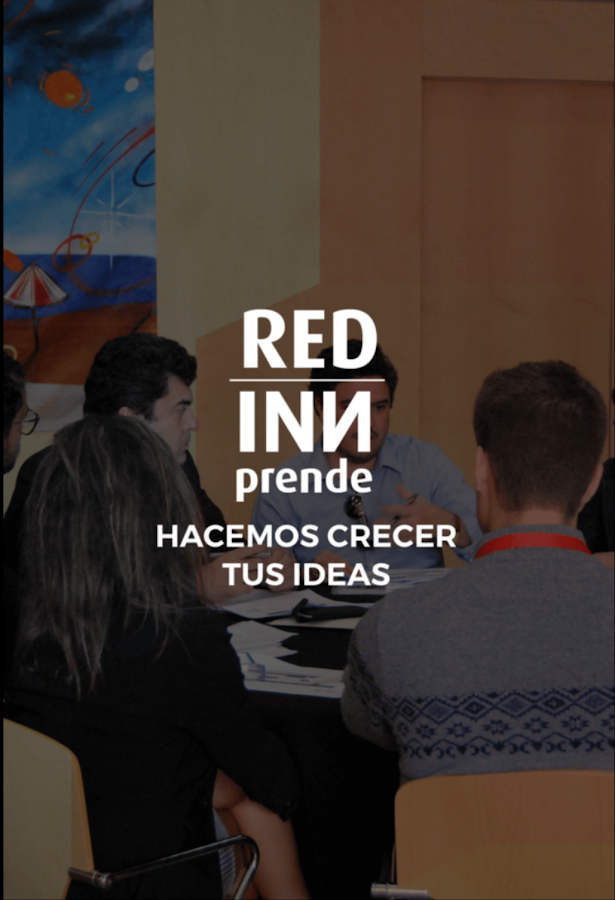 Red INNprende Fund. Cruzcampo- screenshot
